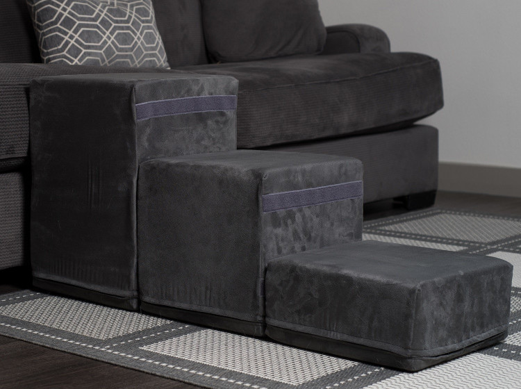 Dog Steps for Bed with Several Functions and Designs