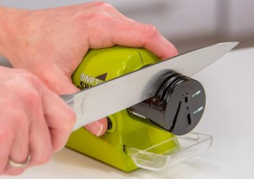 Motorized Knife Sharpener to Elevate Your Knife Sharpening Level