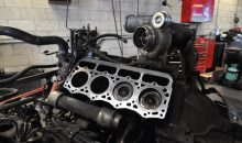 7.3 Powerstroke Horsepower Increase with Big Powertrain and High Performance