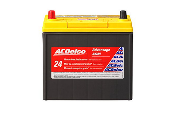 ACDelco ACDB24R Advantage AGM Group 51 Battery