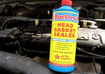 Blue Devil head gasket sealer Autozone