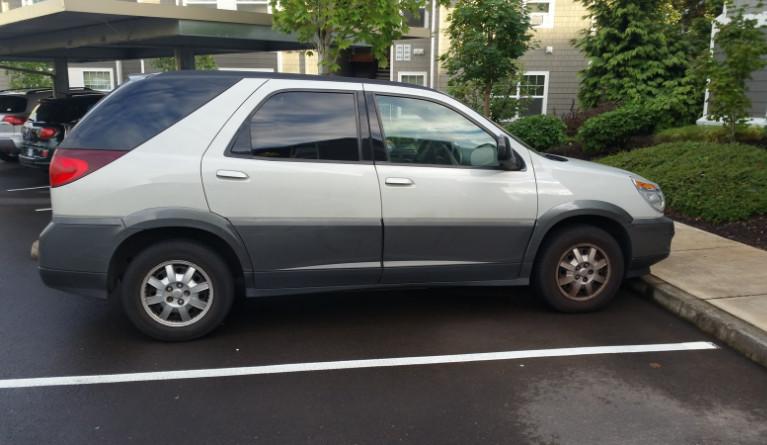 Buick Rondevu 2004