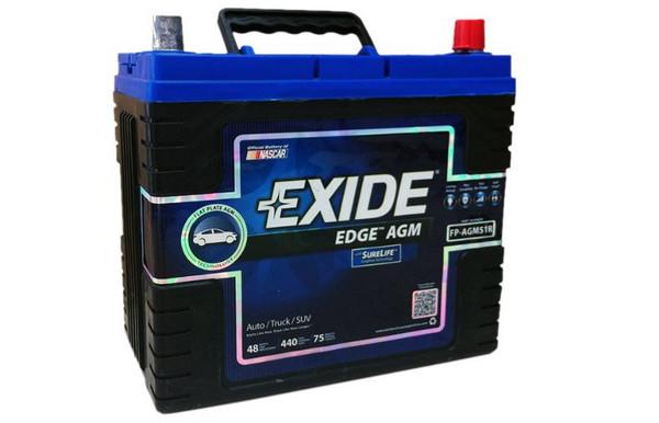 Exide Edge FP-AGM51R Battery