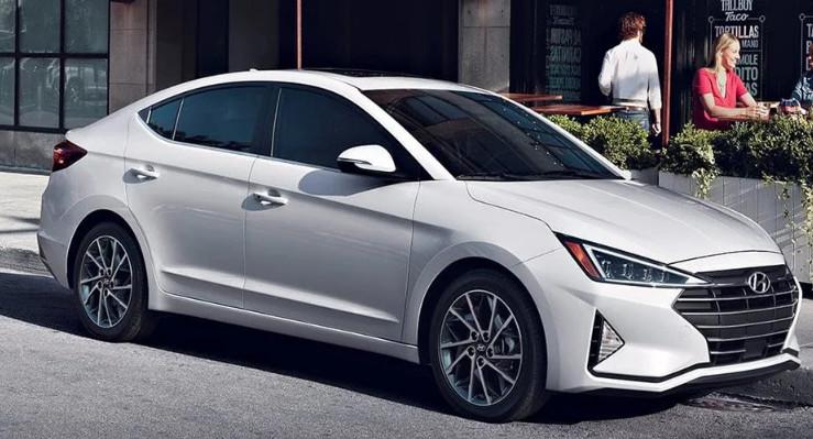 Hyundai Elantra Lease $119