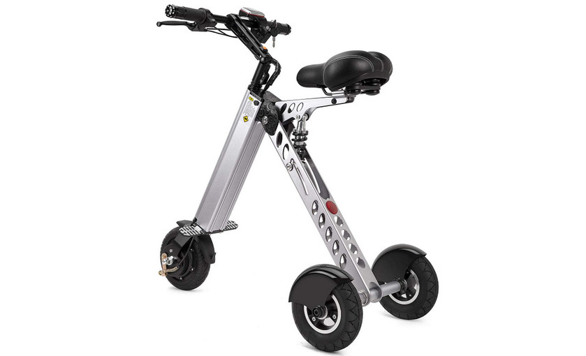 Folding Electric Tricycle Scooter $199 for the Alternative Vehicle in Short Distance