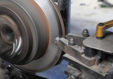 Brake Rotor Turning near Me to Service Your Car's Braking System