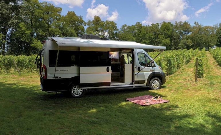 Class B Motorhome Rental Benefits Compared to Other RV Types