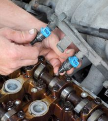 Clogged Fuel Injector Solutions in Three Different Methods