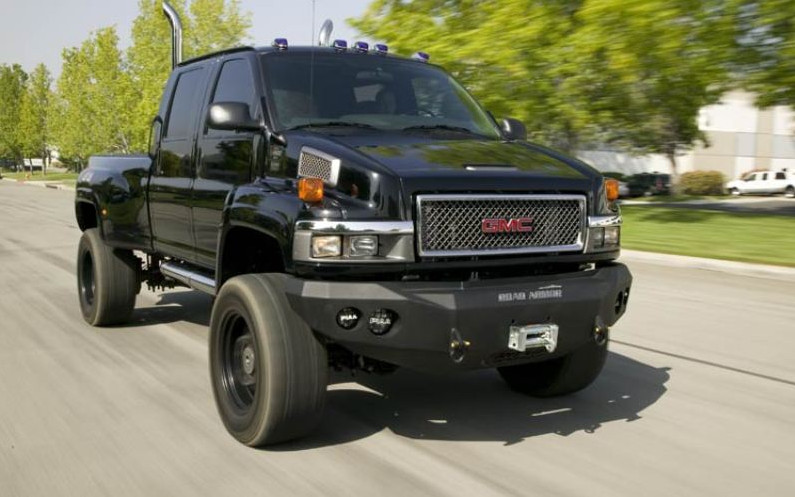 GMC Topkick C4500 Ironhide for Sale is more than Just a Heavy-Duty Truck