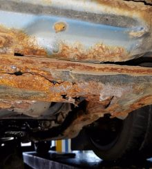 Rust under Car? Here are the Things to Do