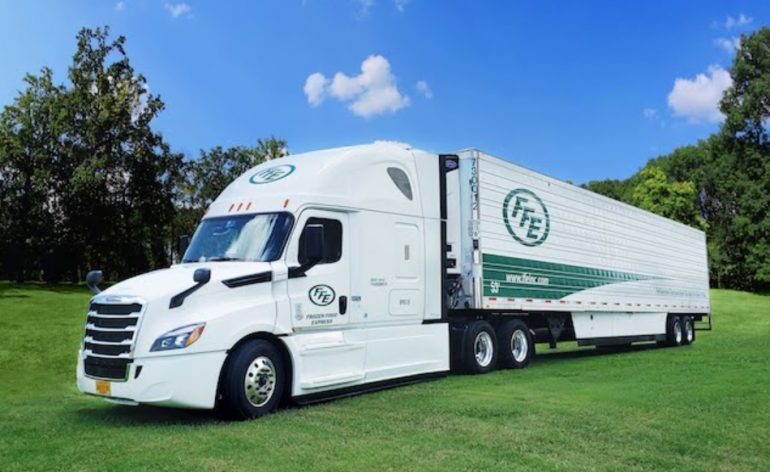 FFE Transportation CDL Training to Obtain License and Experience as Truck Driver