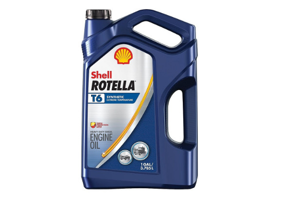 Shell Rotella T6 Full Synthetic Diesel Engine Oil