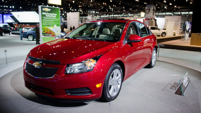 Service Stabilitrak Chevy Cruze 2014 Loss Warning Signs to Detect Early