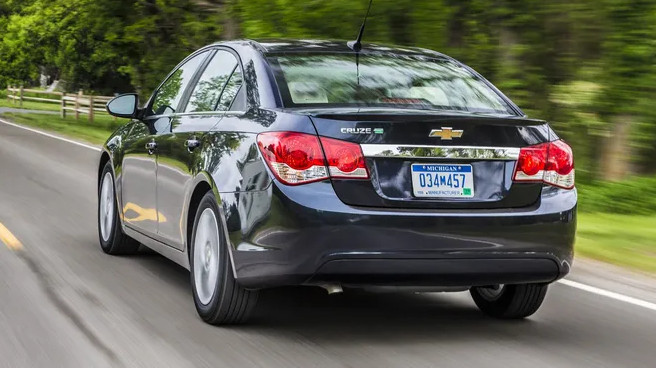 Service Stabilitrak Chevy Cruze Issue and Its Repairmen Cost