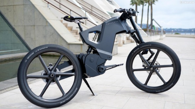 Trefecta E Bike in DRT Model Specification Details and Costs 2