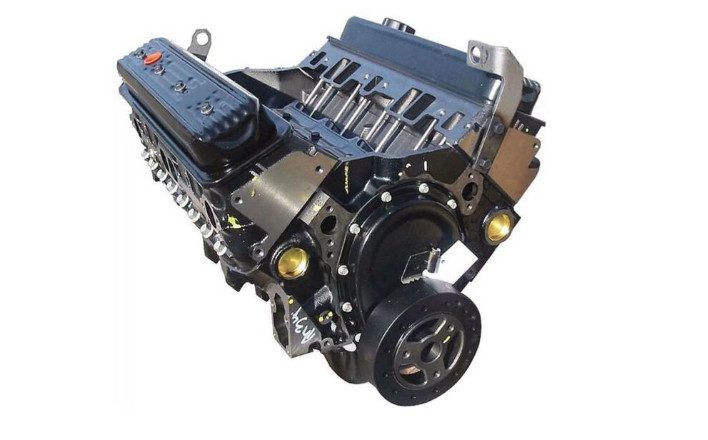 5.7 vortec crate engine