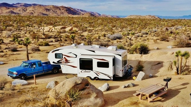 Fifth Wheel Sale for Craigslist to Make Your Travel More Comfortable