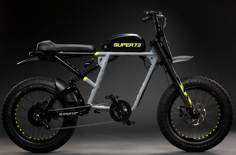 Casey Neistat Electric Bike Super73 R-Series and RX-Series Specification Details 1