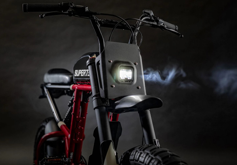 Casey Neistat Electric Bike Super73 R-Series and RX-Series Specification Details 2