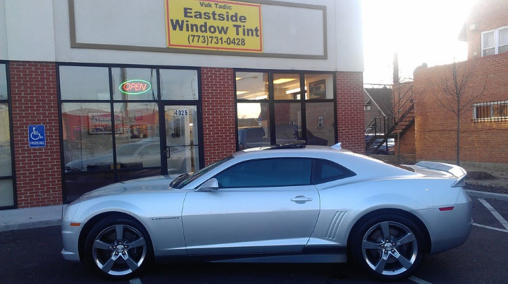 Eastside Window Tinting Process for Cars in 6 Chronological Steps