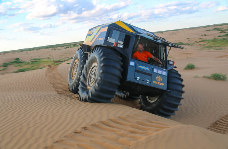 Sherp Off Road Vehicle Buying Guide and the Price Range Information