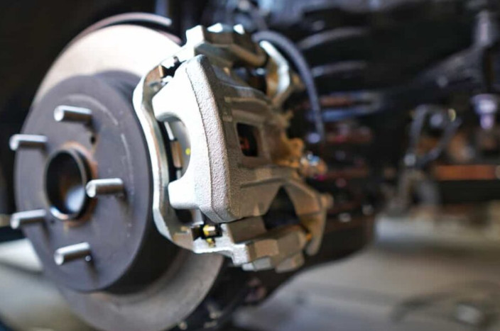 Sticky Brake Caliper, a Simple Issue that Could Lead to Any Dangerous Condition