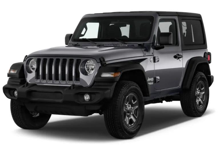 The Jeep Wrangler Sport