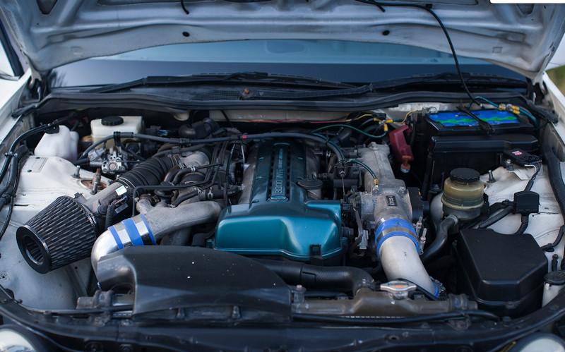 Toyota Aristo 2JZ Engine