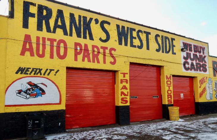 Frank's West Side Auto Parts
