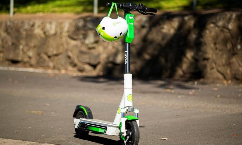 Lime scooter Juicer