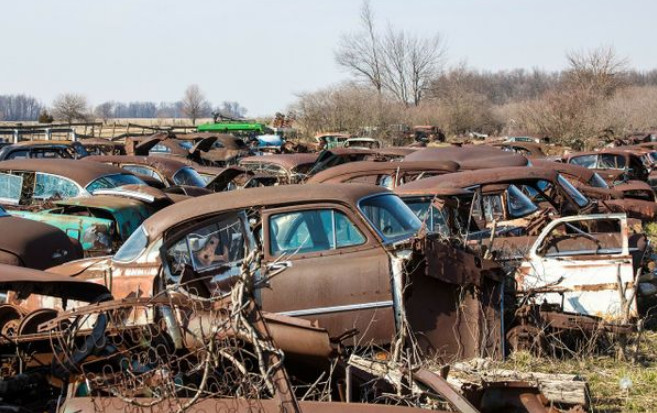 Passyunk Ave Junkyard as a Solution to Buy a Car with the Best Price Ever